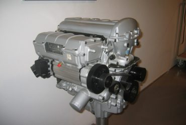 Variable-Compression Engine